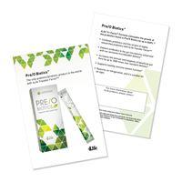 Pre/o Biotics Marketing Card
