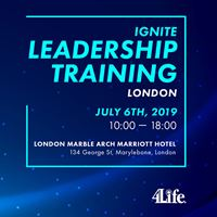 Ignite Leadership Training - London