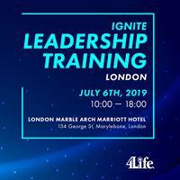 Ignite Leadership Training - London