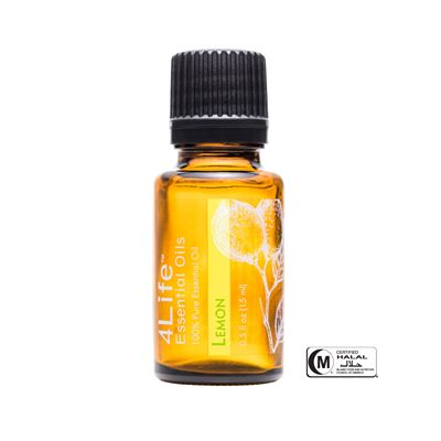 Essential Oils Lemon