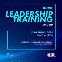 Ignite Leadership Training - Madrid