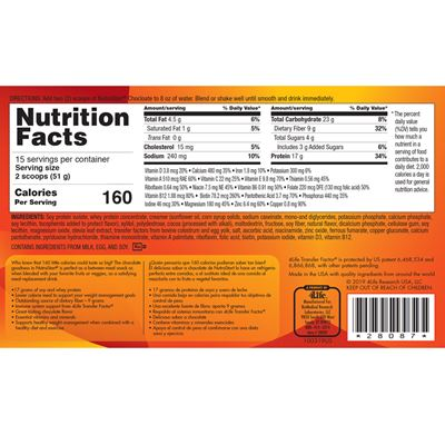 Nutrastart-chocolate-nutritionfacts