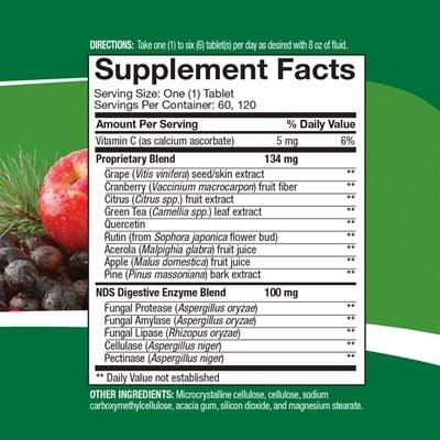 PBGS-Supplement-Facts