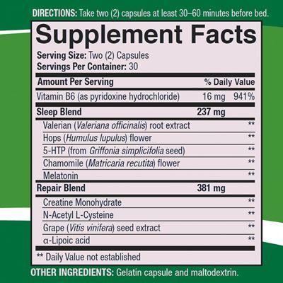 Sleeprite-supplement-facts