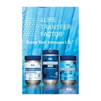 Folleto de 4Life Transfer Factor