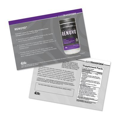 Renuvo Marketing Cards