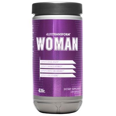 Woman-Bottle