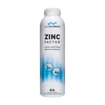 Zinc Factor Product Image