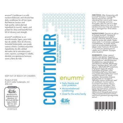 enummi-Conditioner-ingredients