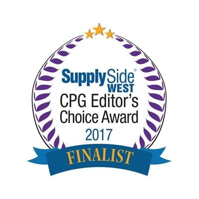 2017 SupplySide West Finalist Logo