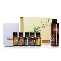Essential Oils Kit w/Diffuser