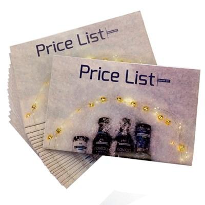 Wholesale Price Lists