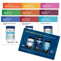 4Life Transfer Factor<sup>&reg;</sup> Marketing Cards Variety Pack