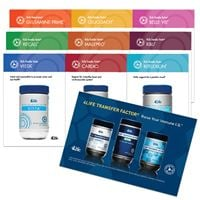 4Life Transfer Factor<sup>®</sup> Tarjetas de mercadeo, paquete de