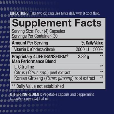4Life-Transform-Man-ingredients