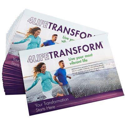 4LifeTransform Education Brochure