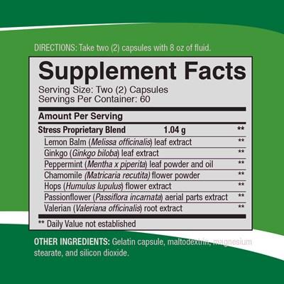 Stress-Formula-ingredients