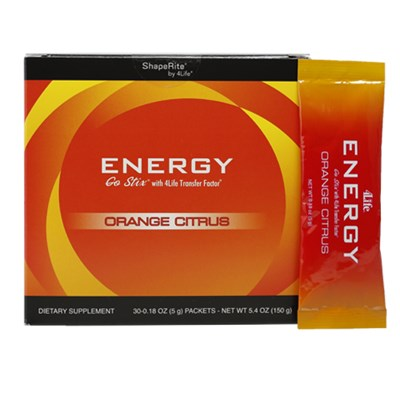 Energy Orange Citrus