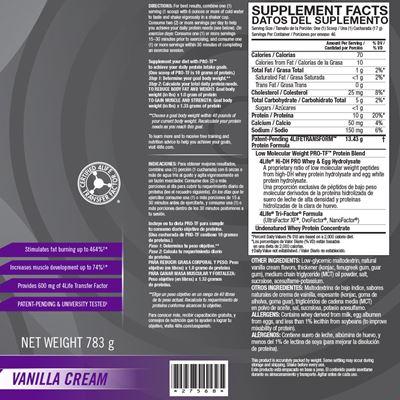 PRO-TF-Vanilla-Cream-ingredients