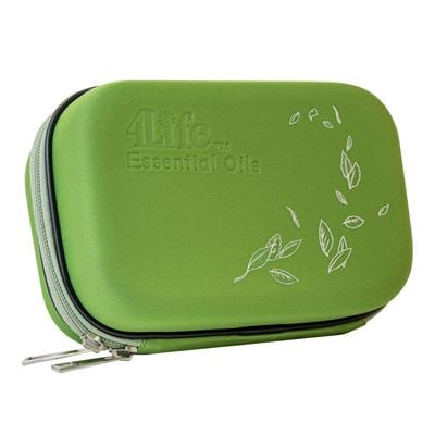 Carrying Case Essential Oils Green