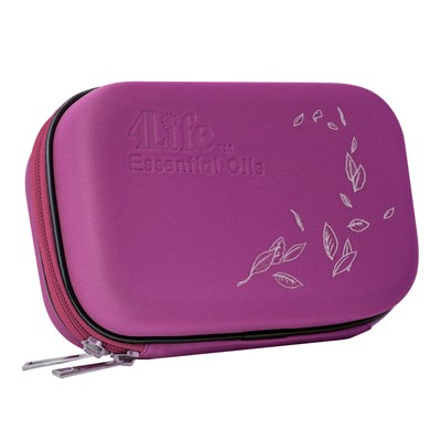 Carrying Case Essential Oils Maroon