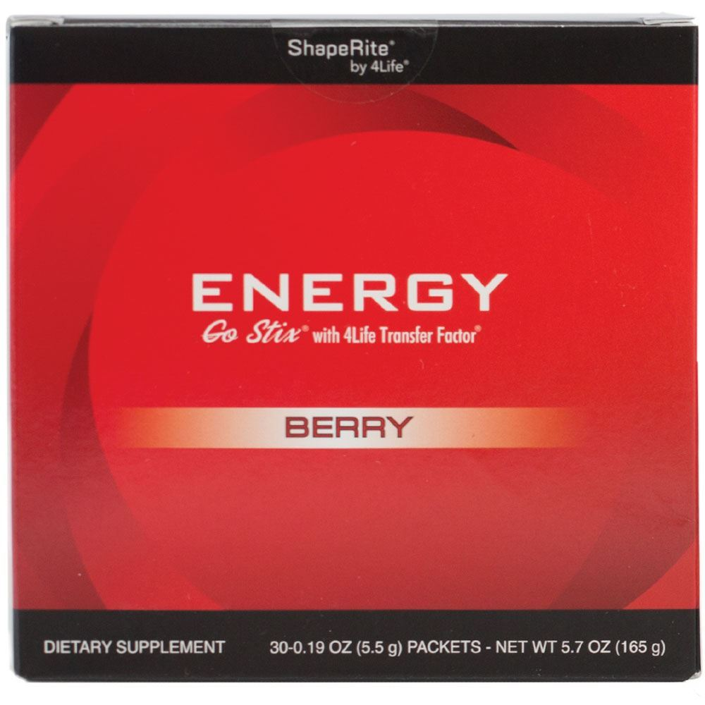 Energy Go Stix Berry 4life Deutschland