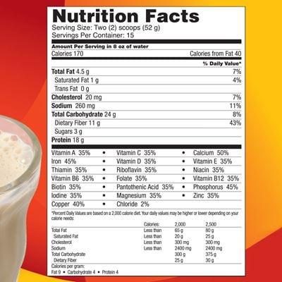 Nutra-Start-Vanilla-ingredients