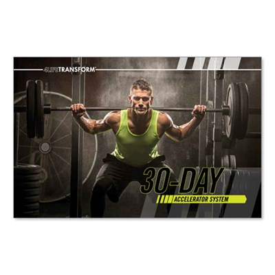 4LifeTransform® 30-Day Accelerator System for Men