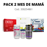 Pack 2 Mes de Mamá