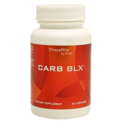 Carb BLX - Impide que las grasas y carbohidratos sean absorbidos por el organismo
