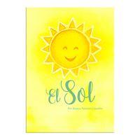 El Sol - Libro de Bianca Lisonbee