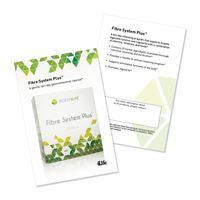 Fibre System Plus Marketing Card