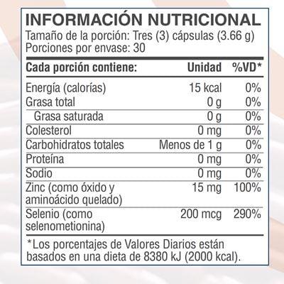 malepro nutritional