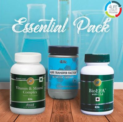 Essential Product Pack