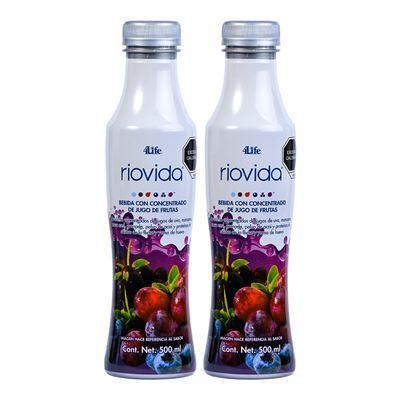 Mexico double bottle riovida