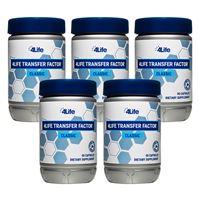 Paquete de 5 Transfer Factor Clásico