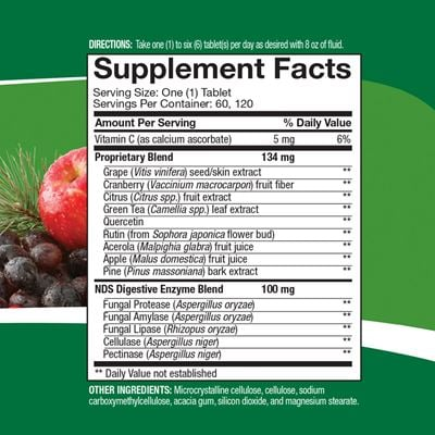 PBGS-Supplement-Facts