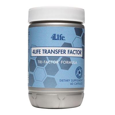 4Life Transfer Factor Tri-Factor White Lid