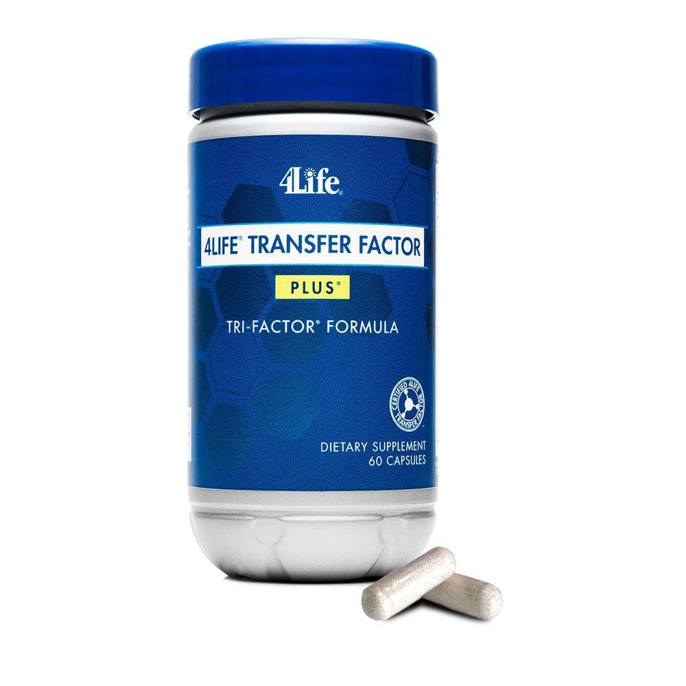 4Life® Transfer Factor Plus® Tri-Factor® Formula