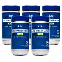4Life Transfer Factor<sup>®</sup> Plus – 5 Pack