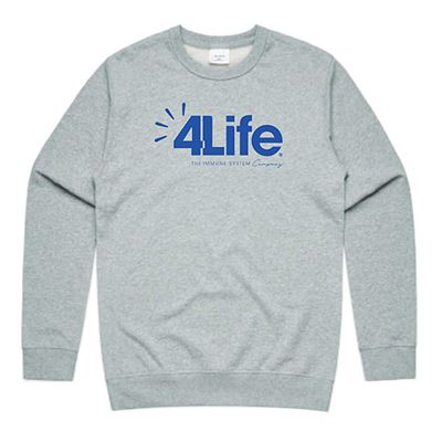Athletic Heather Sweatshirt