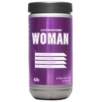 Woman-Bottle