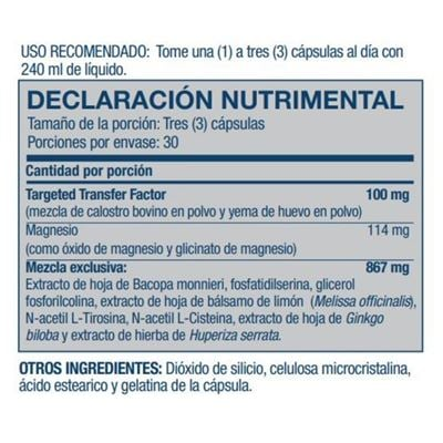 bolivia recall nutritional facts