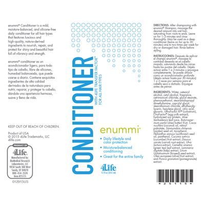 enummi-Conditioner-ingredients