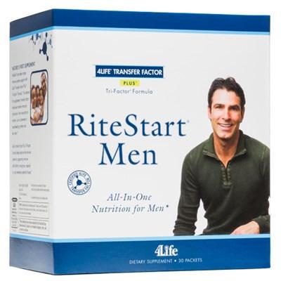 Rite Start Men front