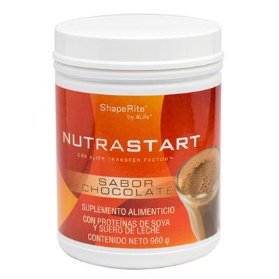 NutraStart chocolate
