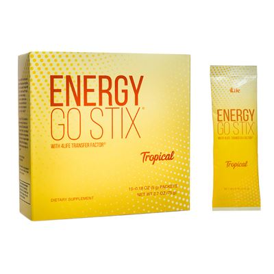 Energy Go Stix Tropical New